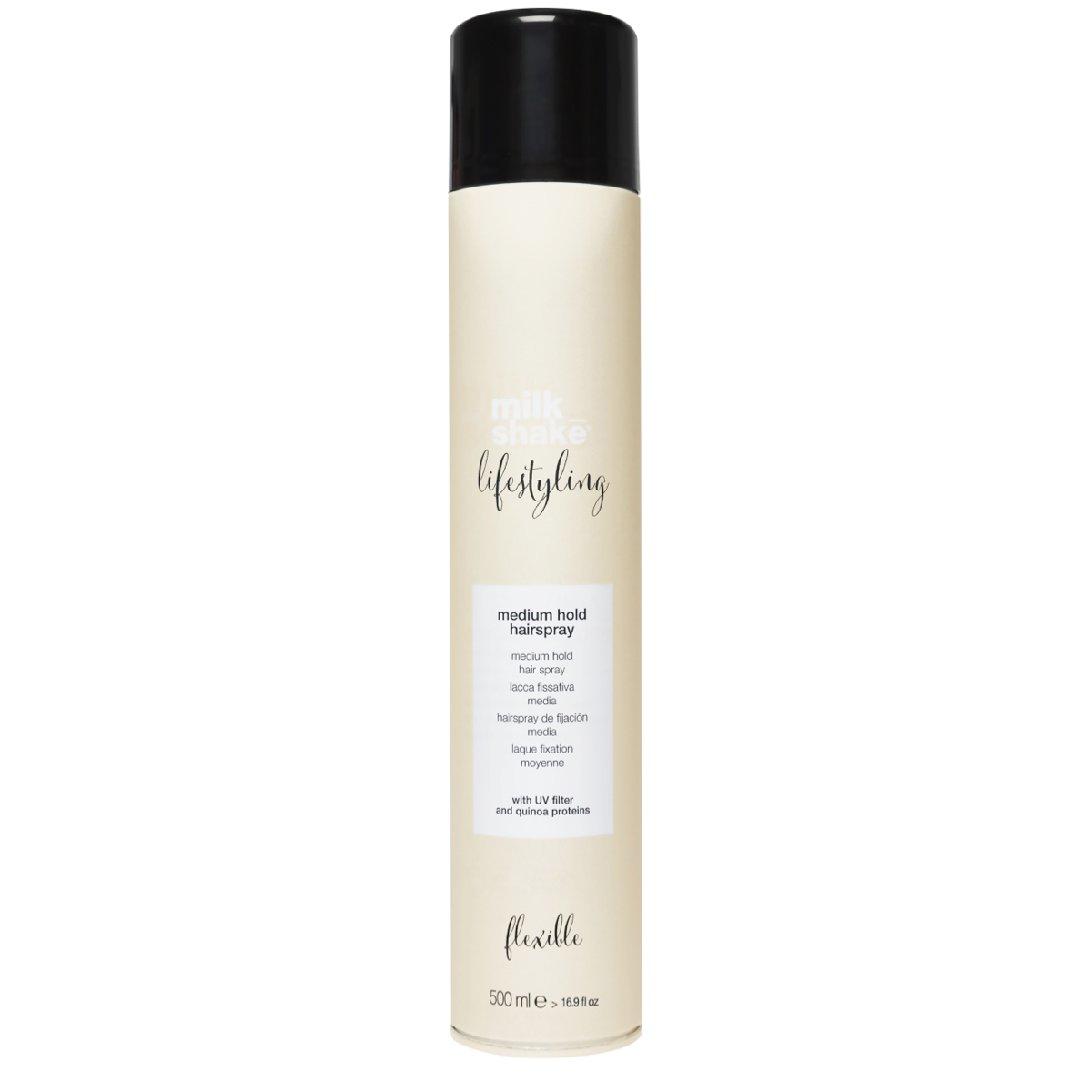 Лак lifestyling hairspray medium hold milk_shake